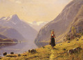 By The FJord - Hans Dahl