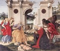 Nativity - Francesco Di Giorgio Martini