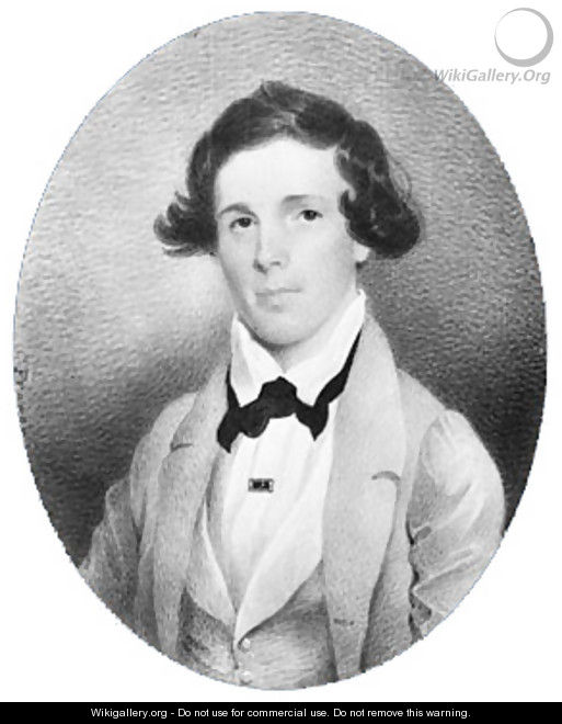 Lawrence Augustus Edmondston - Charles Fraser