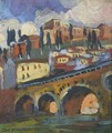 Viaduct Over the River - John False