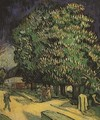 Chestnut Tree In Blossom III - Vincent Van Gogh