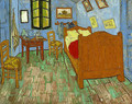 The Bedroom - Vincent Van Gogh