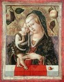 Virgin and Child, c.1485 - Carlo Crivelli