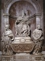 Monument of Pope Leo XI - Alessandro Algardi