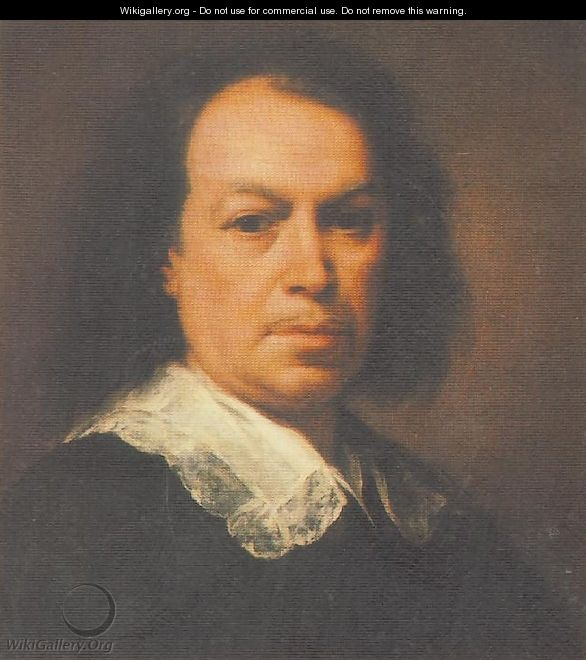 Self-Portrait - Bartolome Esteban Murillo