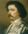 Portrait of the Artist - Thomas Couture