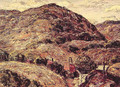 Mountain Landscape - Ernest Lawson