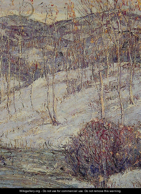 Blue Stream No. 2 - Ernest Lawson