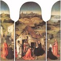 Adoration of the Magi - Hieronymous Bosch