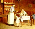 Le Gouter des Enfants (The Children's Taste) - Victor-Gabriel Gilbert