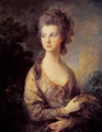 Mrs Graham I - Thomas Gainsborough