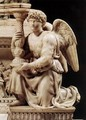 Angel with Candlestick - Michelangelo Buonarroti