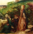 The Ladies' Lament from the Ballad of Sir Patrick Spens - Elizabeth Eleanor Siddal