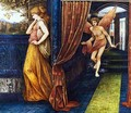Cupid and Psyche - John Roddam Spencer Stanhope