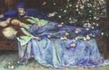 Sleeping Beauty - Henry Meynell Rheam
