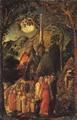 Coming from Evening Church - Samuel Palmer