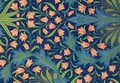 Harebell pattern - William Morris