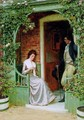 The Proposal - Edmund Blair Blair Leighton