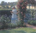 Sweet Solitude - Edmund Blair Blair Leighton