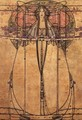The May Queen (detail) - Margaret Macdonald