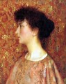 Study of a Young Woman - Thomas Cooper Gotch