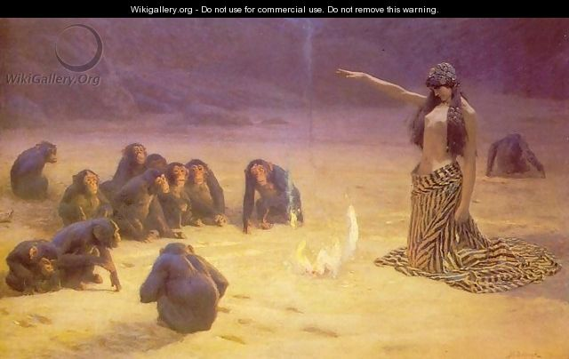 The Unknown - John Charles Dollman