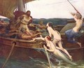 Ulysses and the Sirens - Herbert James Draper