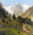 Wetterhorn - Thomas Fearnley