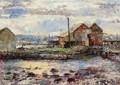 Study for Williamstown Landscape - Frederick McCubbin