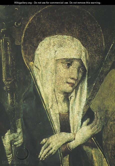 Our Lady of Sorrows III - Unknown Painter
