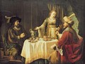 The Meal with Esther - Jan Victors
