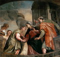 The Visitation - Paolo Veronese (Caliari)