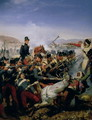 The Battle of Somah, 1839 - Horace Vernet