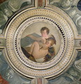 Winged Putti, from the ceiling of the sacristy, 1555 - Paolo Veronese (Caliari)