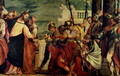 Jesus and the Centurion - Paolo Veronese (Caliari)