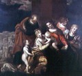 The Mystic Marriage of St. Catherine - Paolo Veronese (Caliari)