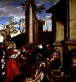 Adoration of the Kings - Paolo Veronese (Caliari)
