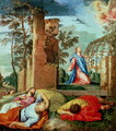 The Agony in the Garden 2 - Paolo Veronese (Caliari)