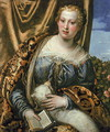 Lady or St. Agnes - Paolo Veronese (Caliari)