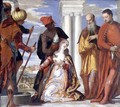 The Martyrdom of St. Justine, c.1555 - Paolo Veronese (Caliari)