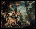 The Rape of Europa 2 - Paolo Veronese (Caliari)