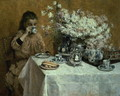Afternoon Tea - Isidore Verheyden