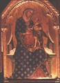 Madonna and Child Enthroned - Paolo Veneziano