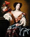 Mary of Modena 1658-1718, c.1680 - Simon Pietersz. Verelst