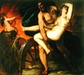 The Rape of Proserpine - (Alessandro) Padovanino (Varotari)