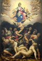 Allegory of the Immaculate Conception - Giorgio Vasari