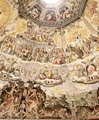The Last Judgement, detail from the cupola of the Duomo, 1572-79 7 - Giorgio Vasari