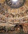 The Last Judgement, detail from the cupola of the Duomo, 1572-79 6 - Giorgio Vasari