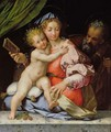 The Holy Family - Perino del Vaga (Pietro Bonaccors)