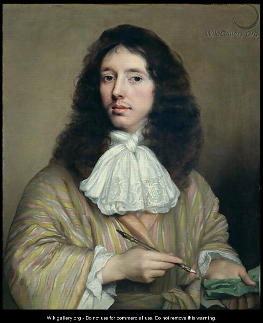Sir William Bruce (c.1630-1710), c.1664 - John Michael Wright
